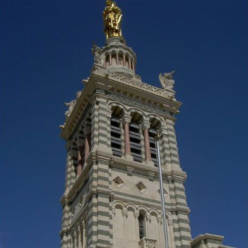 Toren van de Notre-Dame de la Garde