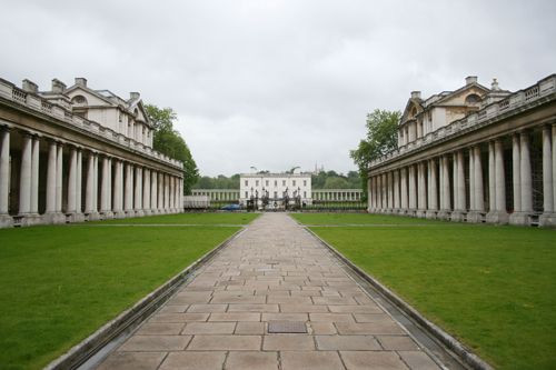 Pad in Greenwich Park