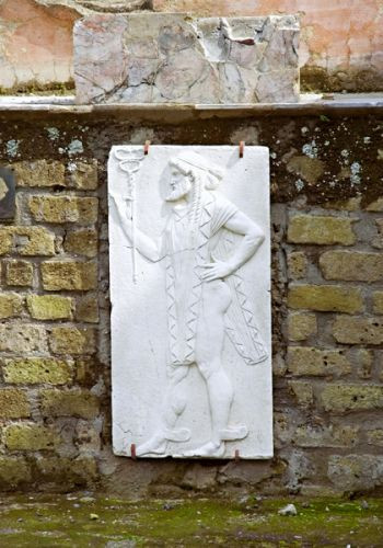 Relief in Herculaneum