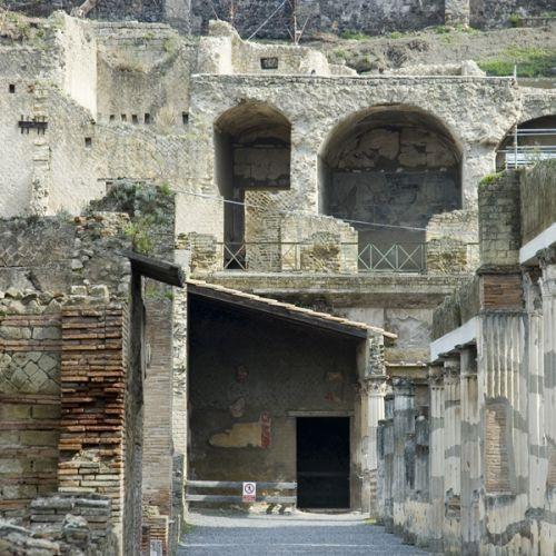 Ruïnes van Herculaneum