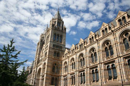 Torens van het Natural History Museum