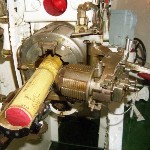 Binnen in de HMS Belfast