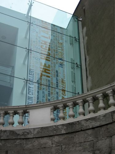 Detail van de Dublin City Gallery The Hugh Lane