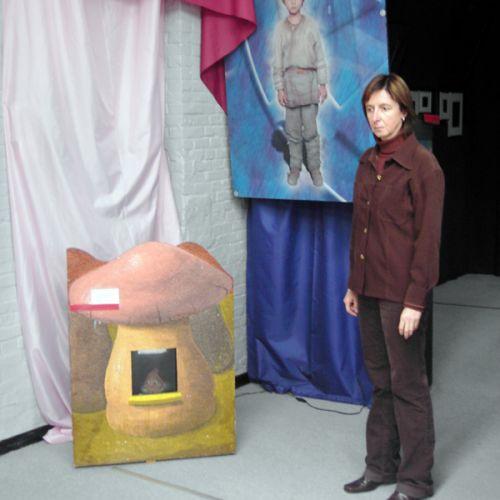 Tentoonstelling in het Illuseum