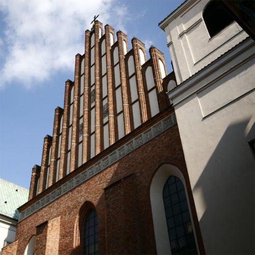 Gevel van de Sint-Johanneskathedraal