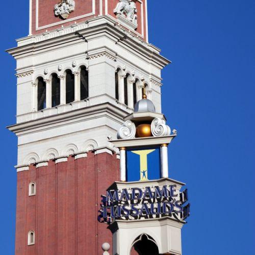 Toren van Madame Tussauds