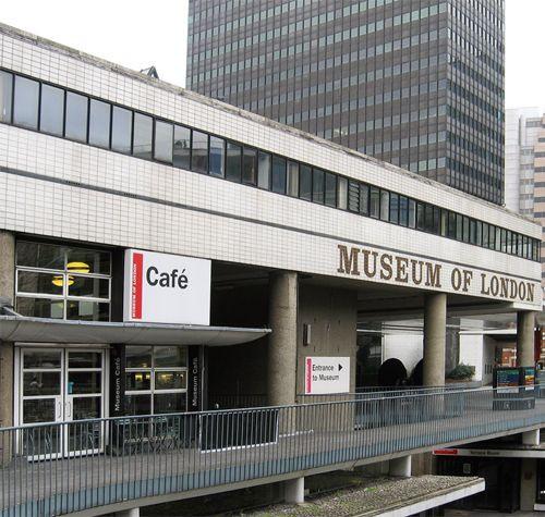 Deuren van het Museum of London