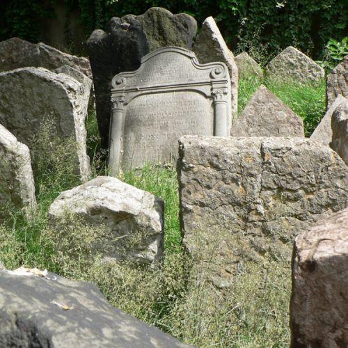 Graven in Praag