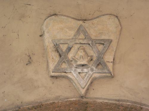 Beeld van op de Oud-nieuwsynagoge