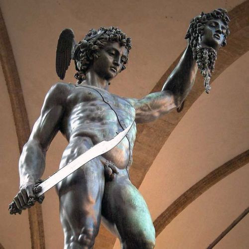 Perseus en Medusa