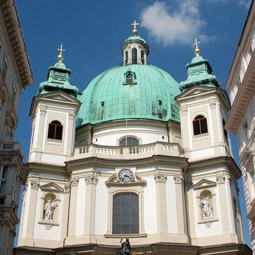 Toren van de Peterskirche