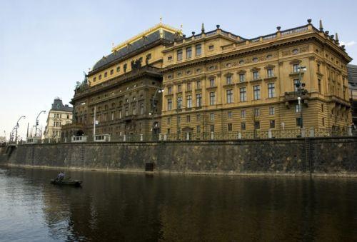 Foto van het Nationaal Theater