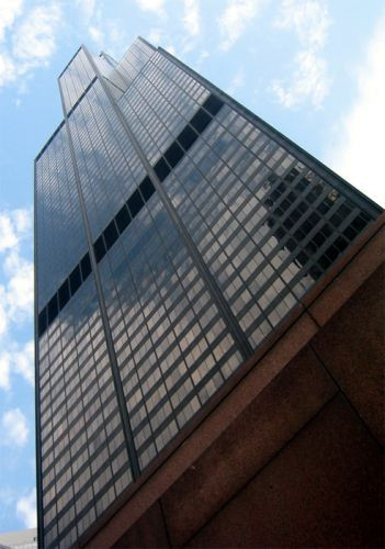 Beeld van Sears Tower