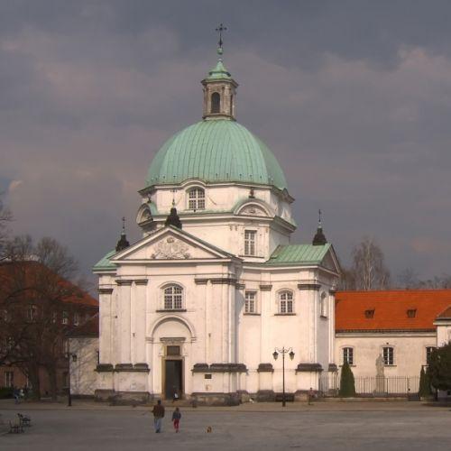 Koepel van de Sint-Kasimirkerk