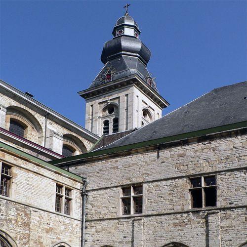 Toren op de Sint-Pietersabdij