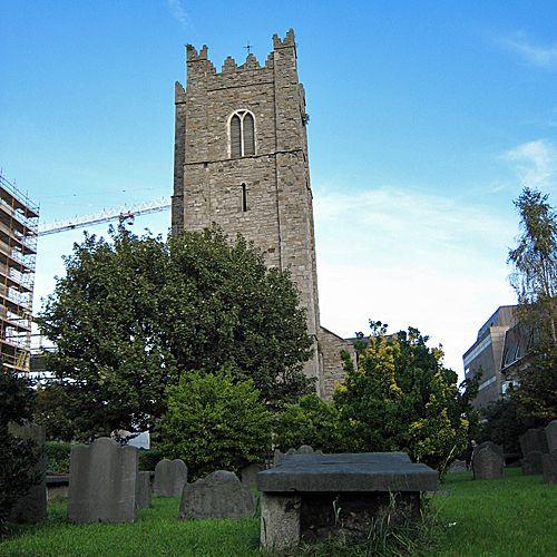 Toren van St. Michan's Church