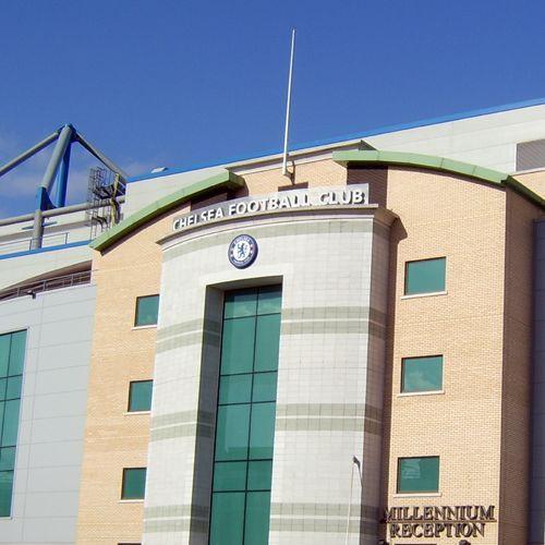 Deel van Stamford Bridge