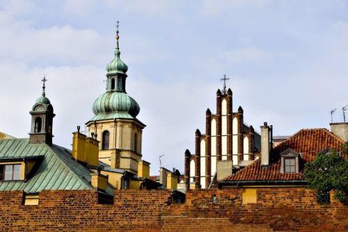 Daken in de Stare Miasto