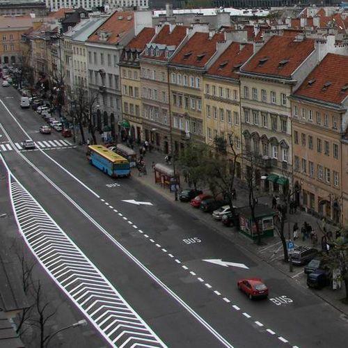 De Krakowskie Przedmieście
