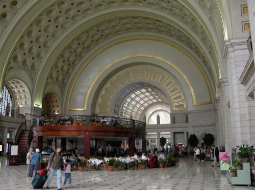 Hal in Union Station