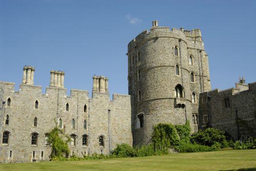 Deel van Windsor Castle