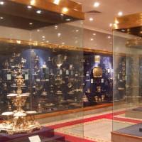Collectie in het Abdeenpaleis