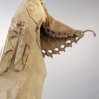 Sculptuur in het Akropolis Museum