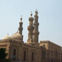 Torens van de Al-Azharmoskee