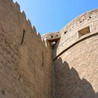Detail van het Al Fahidi-fort