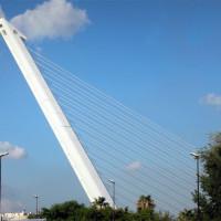 Arm van de Alamillobrug