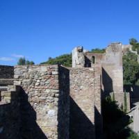 Ruïnes van een fort