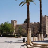 Muren van Reales Alcázares