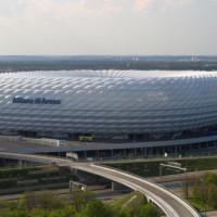 Overzicht van de Allianz Arena