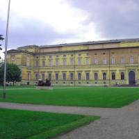 Aan de Alte Pinakothek
