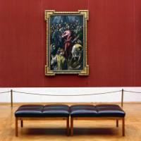 Binnen in de Alte Pinakothek
