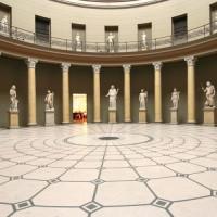 Binnen in het Altes Museum