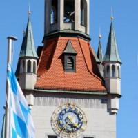 Toren van het Altes Rathaus