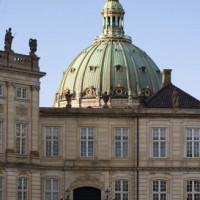 Koepel van de Amalienborg
