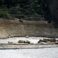 Ruïnes van het Romeins amfitheater