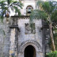 Deur van het Spaans klooster