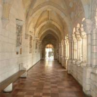 In het Spaans klooster
