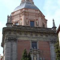 Gevel van de Iglesia de San Andrés