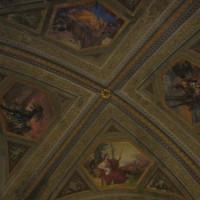 Fresco in de Apotheek van Santa Maria Novella