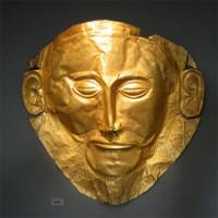 Antiek masker