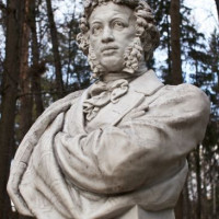 Buste in Arkhangelskoye