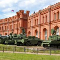 Voertuigen in Sint-Petersburg
