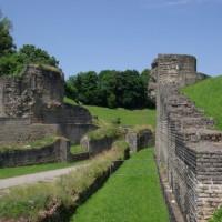 Ingang van Amfitheater