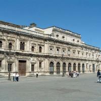 Voorgevel van de Ayuntamiento