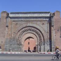 Poort in Marrakech