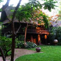 Tuin van het Ban Kamthieng
